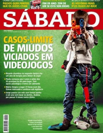 Casos-Limite de Miúdos Viciados em Videojogos