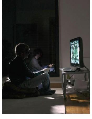 Vidas agarradas aos videojogos